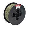 RS PRO 1.75mm PLA Matt 3D Printer Filament,