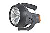 Nightsearcher Rechargeable, LED Handlamp Water Resistant, 1000 m
