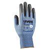 Uvex Phynomic C5, Blue Aqua-Polymer Foam Coated Work