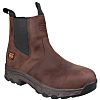 Timberland Workstead Brown Steel Toe Cap Mens Safety