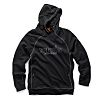 Scruffs Trade Black Men's Hooded Hoodie S
