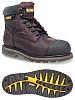 DeWALT Houston Brown Steel Toe Cap Safety Boots,