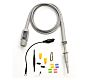 Keysight Technologies N2843A Oscilloscope Probe, Probe Type: