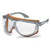 Uvex Skyguard NT Anti-Mist UV Safety Glasses, Clear