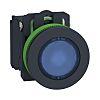 Schneider Electric XB5 Illuminated Blue Push Button SPDT