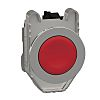 Schneider Electric XB4 Red Push Button NC Spring
