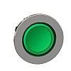 Schneider Electric ZB4 Green LED Pilot Light, 30.75mm