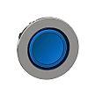 Schneider Electric ZB4 Blue LED Pilot Light, 30.75mm