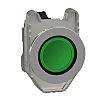 Schneider Electric XB4 Green LED Pilot Light, 30.75mm
