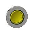 Schneider Electric ZB4 Yellow LED Pilot Light, 30.75mm
