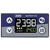 Jumo diraTRON DIN Rail PID Temperature Controller, 48 x 24mm 2 Input, 2 Output Relay, 110 → 240 V ac Supply