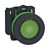 Schneider Electric, XB5 Illuminated Green Round Push Button