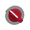 FLUSH MOUNT RED SELECTOR SW HEAD 2P