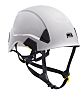 Petzl Strato White Hard Hat with Chin Strap