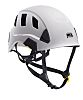Petzl Strato Vent White Hard Hat with Chin