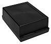 RS PRO Black ABS Enclosure, IK07, IP65, Shielded,