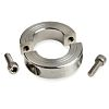 Ruland Shaft Collar Two Piece Clamp Screw, Bore