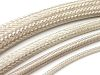 RS PRO Expandable Braided Copper Cable Sleeve, 20mm