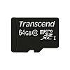 Transcend microSD 64GB inc. SD adapter C