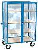 RS PRO 3 Shelf Heavy Duty Trolley, 1150