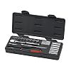GearWrench 80327 22 Piece Socket Set, 1/4 in