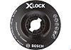 X-Lock, X-Lock Backing Pad, 115mm Diameter