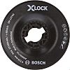 X-Lock, X-Lock Backing Pad, 115mm Diameter