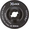 X-Lock, X-Lock Backing Pad, 125mm Diameter