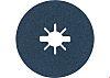 Bosch Zirconia Sanding Disc, 115mm, Coarse Grade, P80