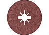 Bosch Aluminium Oxide Sanding Disc, 115mm, P24 Grit