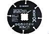 X-Lock Carbide Cutting Disc, 115mm, 1 in pack