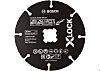 X-Lock Carbide Cutting Disc, 125mm, 1 in pack