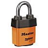 Master Lock 6121ORJ All Weather Stainless Steel Padlock