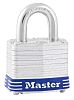 Master Lock 3EURD All Weather Stainless Steel Padlock