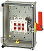 safety box with side control