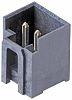 Molex, 3 Way, 1 Row, Straight PCB Header
