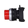 RS PRO Extended Red Push Button Head -