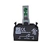 RS PRO Light Block - Green, 12 V