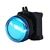 RS PRO Blue Pilot Light Head, 22.5mm Cutout