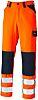 Dickies Everyday Orange Hi-Vis Trousers Waist Size 38in