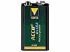 Varta 150mAh 9V Rechargeable Battery