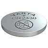 Varta CR2430 Button Battery, 3V, 24.5mm Diameter