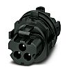 Phoenix Contact PRC 3-HEAD-MS6-2 Series, Male, Cable Mount