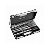 Facom S.161-3P12U 25 Piece Socket Set, 1/2 in