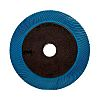 3M Aluminium Oxide Flap Wheel, 152.4mm Diameter, P400