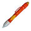 CK T2272A, LED Voltage tester, 1000V ac, Battery