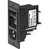 Schurter C14, C18 Panel Mount IEC Connector Socket,