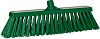Broom, 530 mm, Very hard, Green
