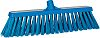 Broom, 530 mm, Very hard, Blue