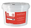 RS PRO Bucket of 100 White Heavy-Duty, Textured